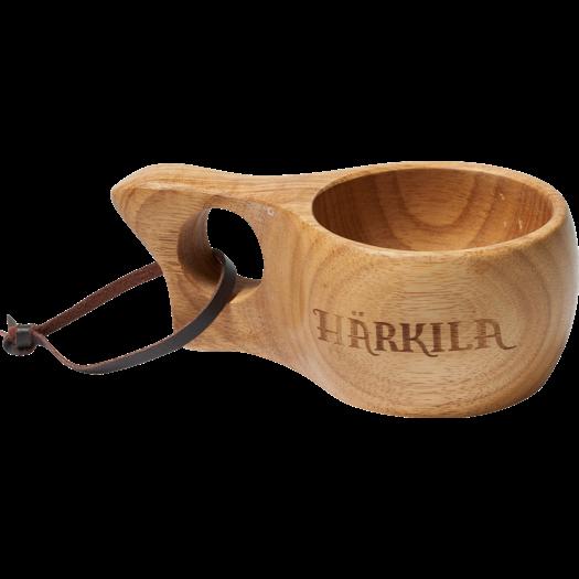 HÄRKILA - drevený hrnček 100ML