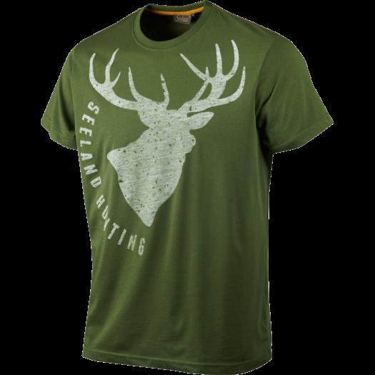 Seeland Fading Stag tričko