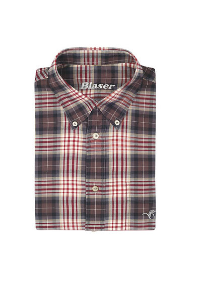 Košeľa Blaser – twill / dlhý rukáv
