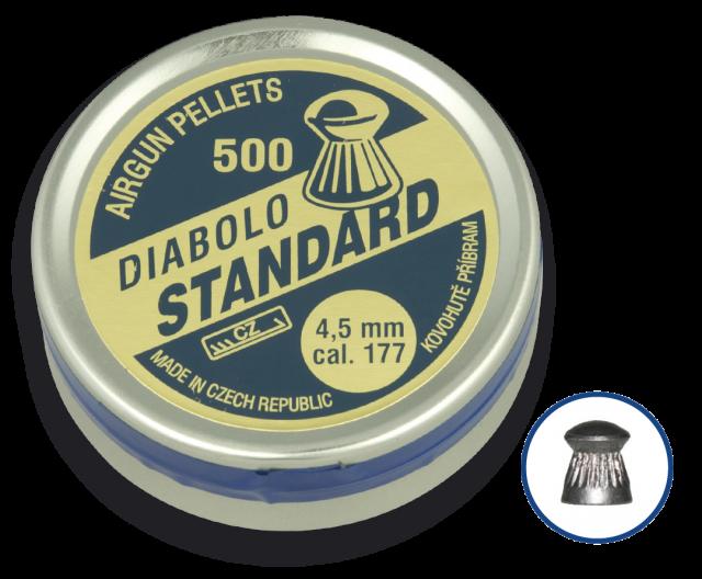 Diabolo Standard 500 4,5mm