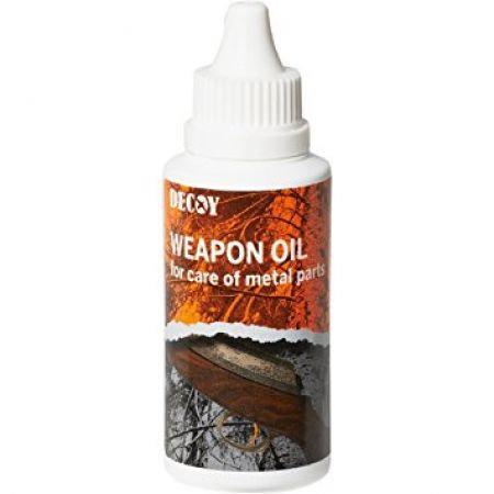DECOY WEAPON OIL - OLEJ NA ČISTENIE ZBRANÍ