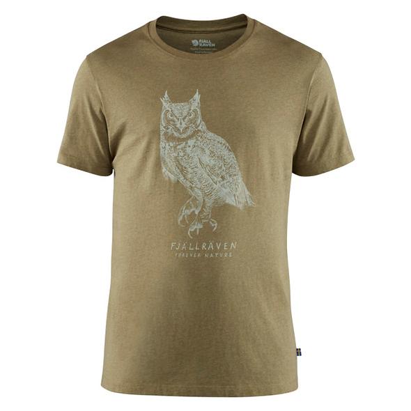 Fjällräven OWL PRINT T-SHIRT M