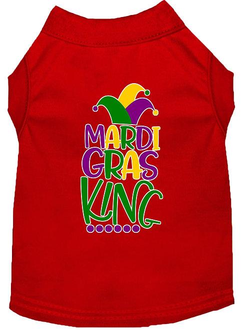 Mardi Gras T-Shirt- Mardi Gras King