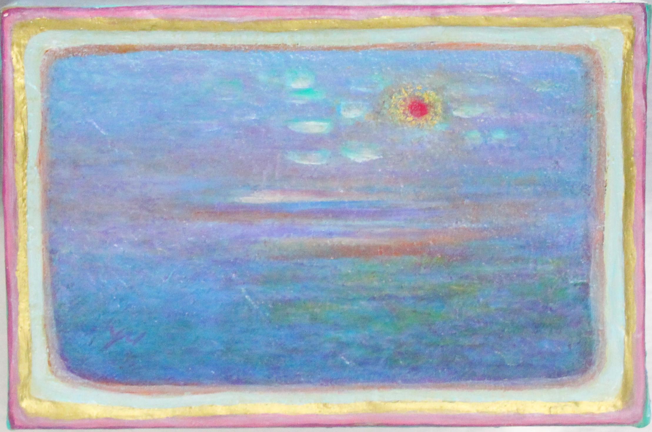 216.小さな太陽