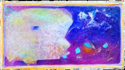 301.古代魚のあくび