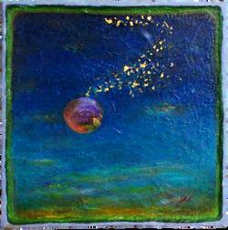 238.6月の隕石