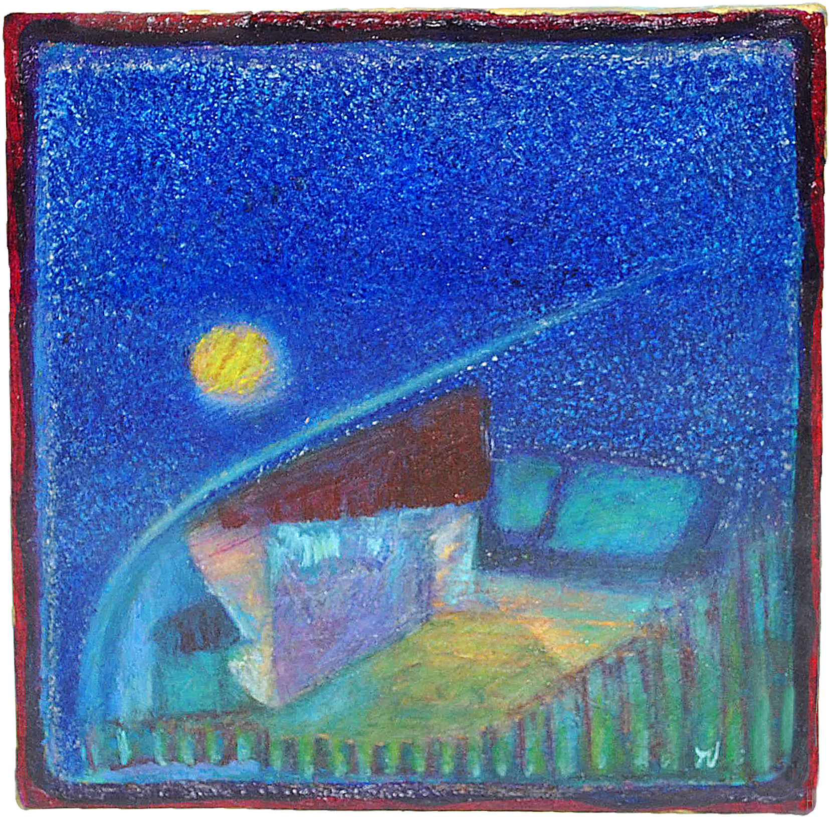 235.夜空の銀河鉄道