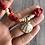 Thumbnail: Kırmızı Mercan Tasarım Kolye