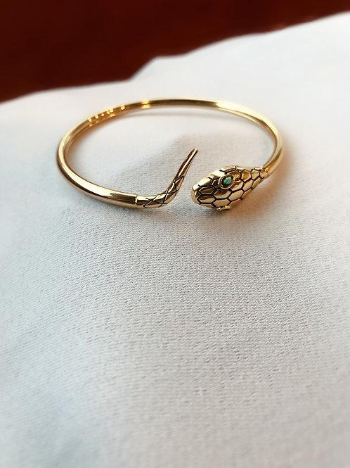 Gold Snake | Bileklik