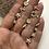 Thumbnail: Taşlı Kalp Piercing