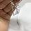 Thumbnail: Gümüş İsim Küpe