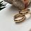 Thumbnail: Classic Bold Gold Küpe