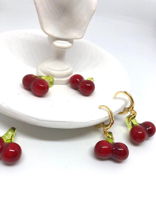 Cherry | Küpe