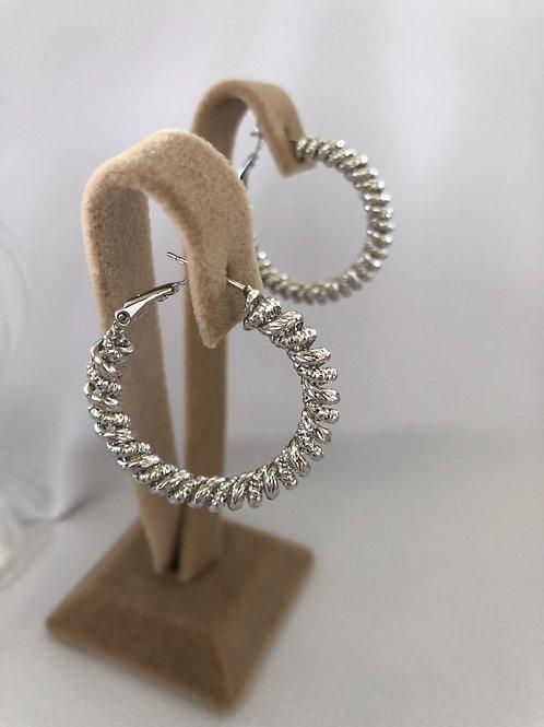 Spiral Küpeler