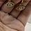 Thumbnail: Minimal Göz Küpe
