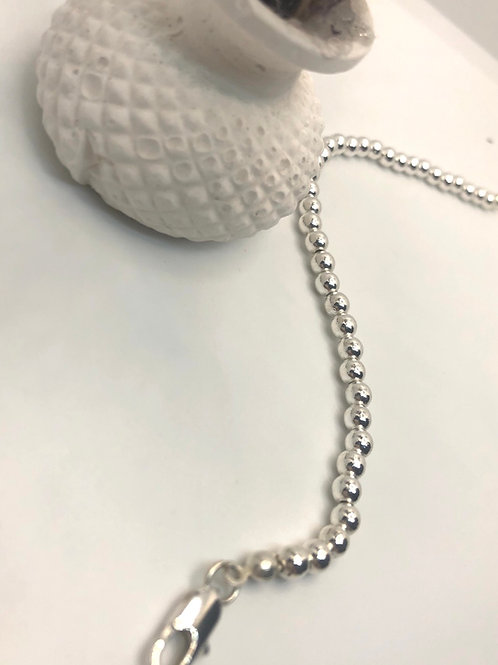 Hematit Gümüş Renk Bileklik