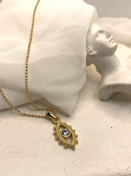 Line Eye Gold