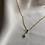 Thumbnail: Mini Baby Blue Kolye
