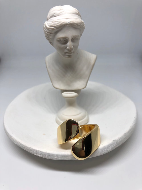 Two Head Ring