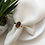 Thumbnail: Minimal Agat Taş Yüzük