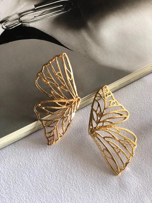 Big Butterfly Küpeler