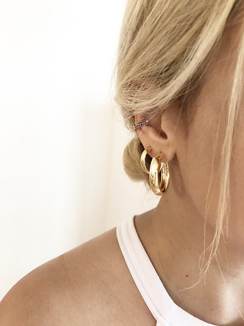 Gold Rings | Küpe