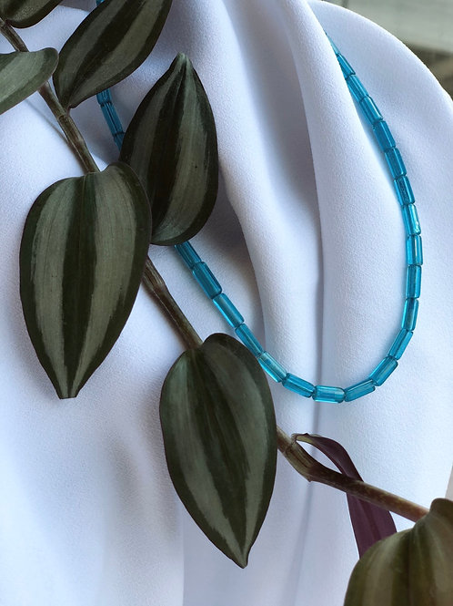 Bluelamp Beads   Kolye