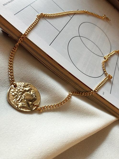 Mitolojik Gold | Kolye
