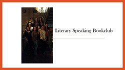 Literary Speaking