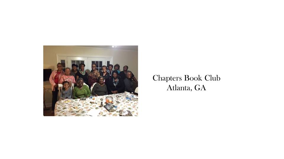 chapters book club
