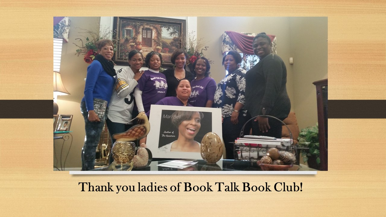 Book Talk Book Club