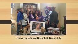 Book Talk Book Club