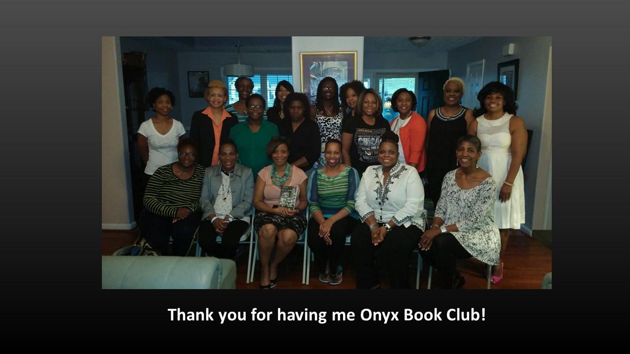 Onyx Book Club