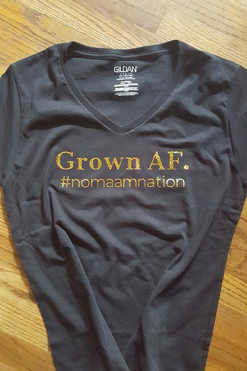 Grown AF.
