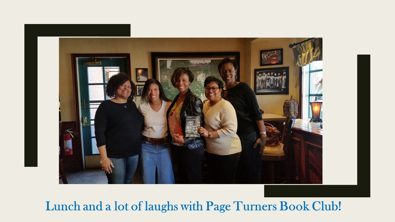 Page Turners Book Club