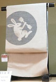 名古屋帯:紬