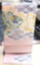名古屋帯:染め帯
