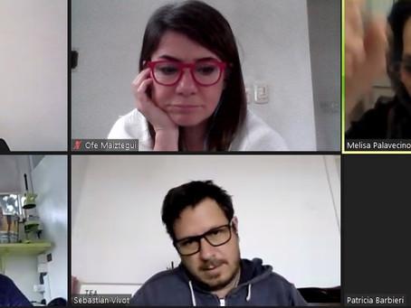 Nuevos canales de juego online en Argentina, entre otros asuntos en reunión de Asuntos Informáticos
