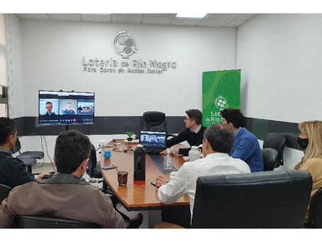 Lotería de Río Negro aprobó la auditoría y mantiene su certificación