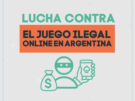 """Lucha contra el juego ilegal online: más de 30 dominios con registro """"bet.ar"""""""