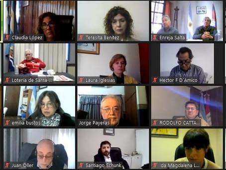 70° Asamblea: Publicidad Responsable, Hoja de Ruta para Juego online y nuevos miembros adherentes