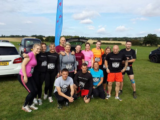 Team Event: Pegasus at Dirty Dozen London East 2014