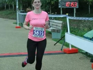 Hall Of Fame: Kirsty Woodcock, Queen Elizabeth Olympic Park 10k