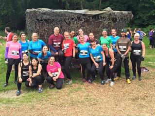 Team Event: Pegasus at World War Run 8km