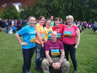 Hall Of Fame: Team Pegasus, BUPA 10k