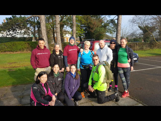 Team Event: Essex Walker (26 miles)