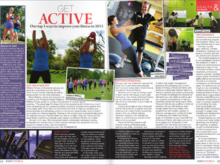 Pegasus in the Press: Check out Pegasus in Essex Central magazine