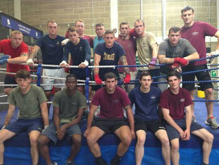 Pegasus News: Pegasus to train 3 PARA army boxing team alongside Casablanca Cheerleading Squad!