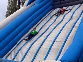 Dave & Faye at Warrior Adrenaline Race