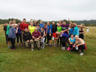 Session Review: Saturday 20 September 2014 at Chingford Plains
